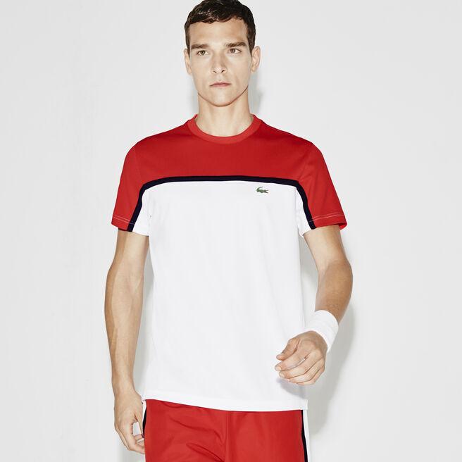 Men's SPORT Ultra Dry Color Block Tennis T-Shirt
