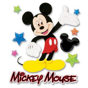 Mickey Walking Dimensional Stickers_DJBM018