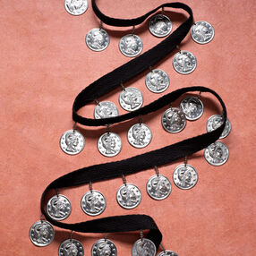 """1-3/8"""" Dangling Coins"""