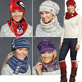 Misses' Cold Weather Accessories