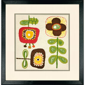 Blooms, Embroidery_72-73728