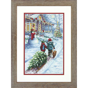 Christmas Tradition, Counted Cross Stitch_70-08960