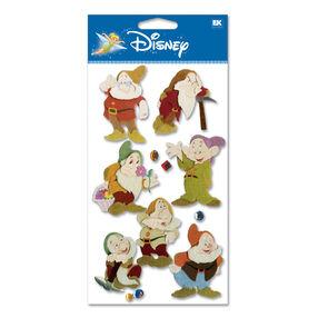 Snow White - Seven Dwarves Dimensional Stickers_DJBCM18