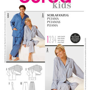 Burda Style, Pyjamas