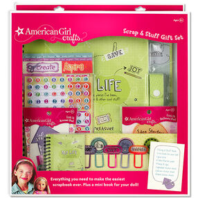 My Life Scrap & Stuff Gift Set_30-677357