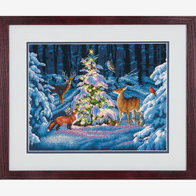 Woodland Glow in Counted Cross Stitch_70-08922