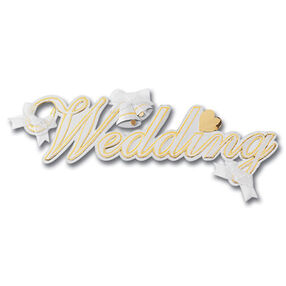 Wedding Word Embellishment_JJCF023C