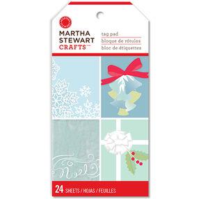Frosty Elegance Large Tag Pad _48-30235
