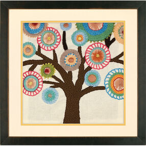 Tree in Embroidery_72-73729