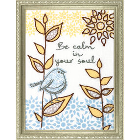 Be Calm, Embroidery_72-73576