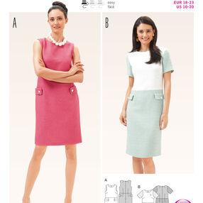 B6671 Misses' Dress