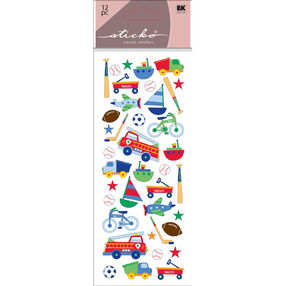 Toys For Boys Stickers_52-30062
