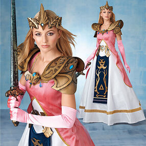 Pattern 8113 Misses' Costume with Craft Foam Armor, Belt and Crown