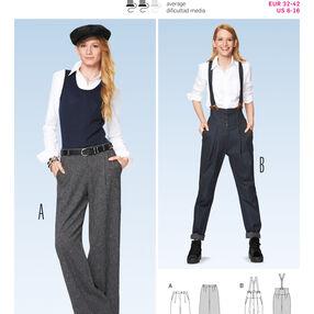 Burda Style Pants, Jumpsuit