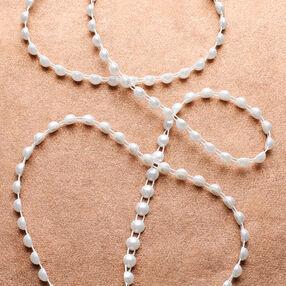 6mm Half Pearls