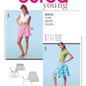 Burda Style, Skirt