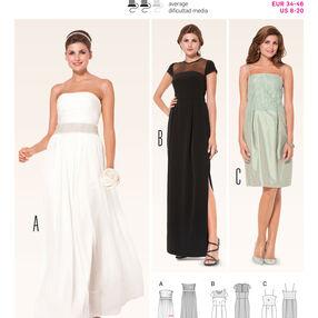 Burda Style Evening & Bridal Wear