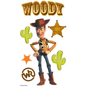 Woody Dimensional Stickers_51-50035