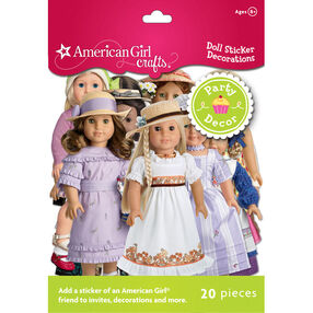 Doll Sticker Decorations_30-629363