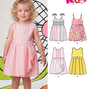 Toddlers' Dresses