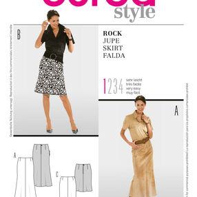 Burda Style Pattern 8280 Skirt