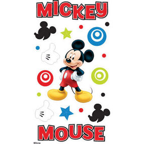 Mickey Mouse Fun Dimensional Stickers_DLGMF