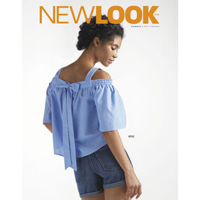 New Look Pattern Catalog Summer 2017