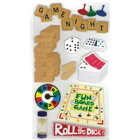 Game Night Stickers_50-50138