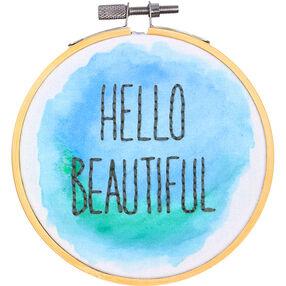 Hello Beautiful, Embroidery_72-75232