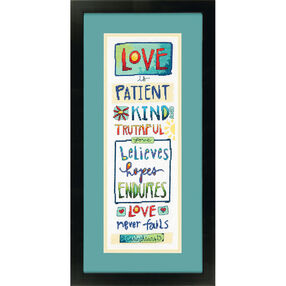 Love Is, Counted Cross Stitch_70-35345