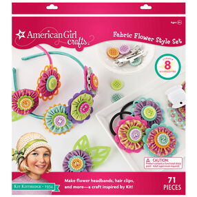 Fabric Flower Kit by Kit Kittredge®_30-662124