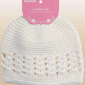 Baby Crochet Cap