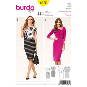 Burda Style Pattern 6575 Dress