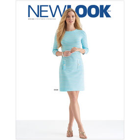 New Look Pattern Catalog 1602N SPRING 2016