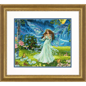 Spring Fairy, Counted Cross Stitch_70-35354