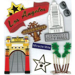 California Los Angeles Stickers_50-20214