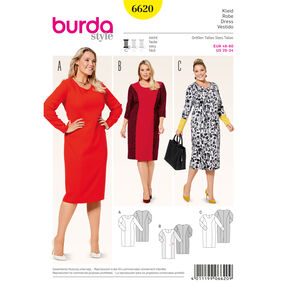 Burda Style Pattern 6620 Dress