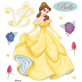 Belle Dimensional Stickers_51-20020