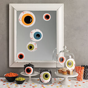 Eyeball Window and Mirror Clings_48-20347