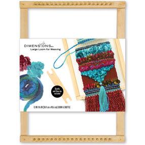 Large Weaving Loom_72-74681