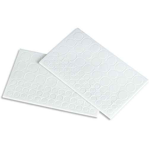 3D-Dots 1+16 Inch Thick Foam Adhesive Circles_55-01044