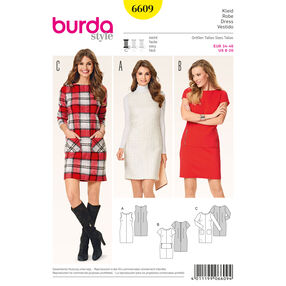 Burda Style Pattern 6609 Dress
