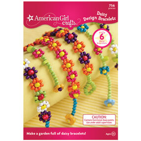 Daisy Design Bracelets Kit_30-585355