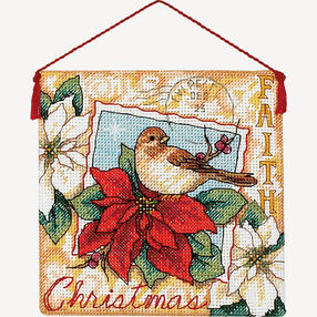 Faith Ornament, Counted Cross Stitch_70-08841