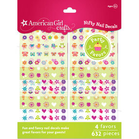 Nail Sticker Craft Favors_30-629318