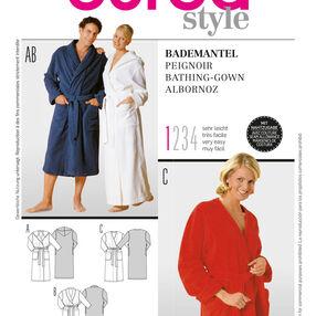 Burda Style, Bathrobe