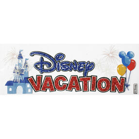 Disney Vacation Dimensional Title Stickers_DTWDV