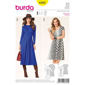 Burda Style Pattern 6562 Dress