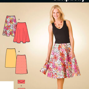 It's So Easy Misses Skirts and Purse