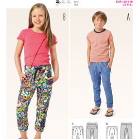 B9393 Children's pants